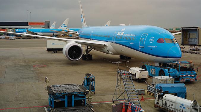 Leden En Niet-leden Werkzaam Bij KLM