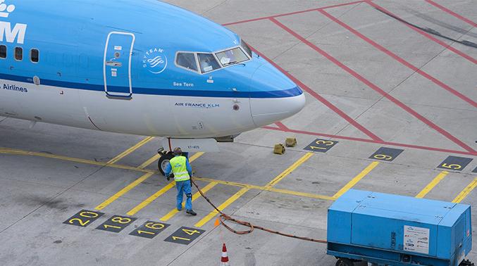 KLM Cao-overleg Eindigt In (anti-)climax