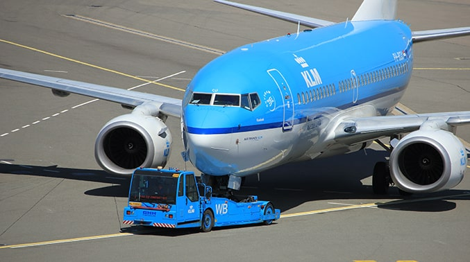 KLM: Jouw Fiscale KLM Cafetaria Uitruil