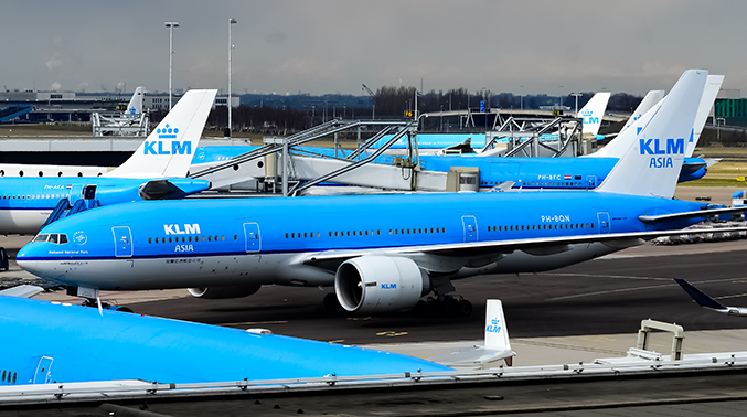 Support Measures: KLM Employees Pay The Bill