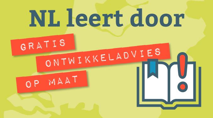 Subsidieregeling 'NL Leert Door'