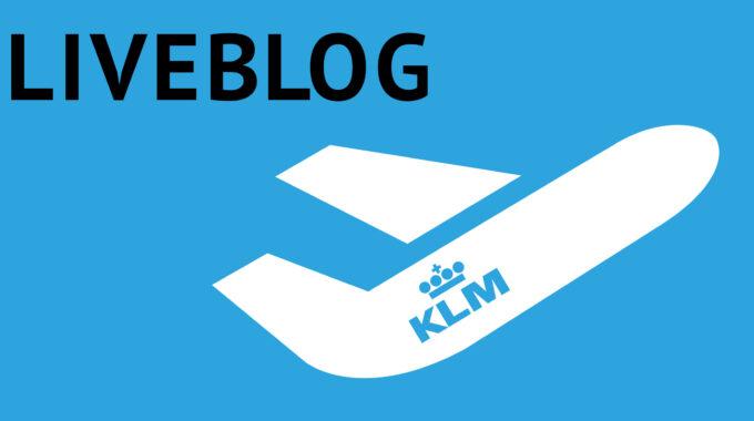 Liveblog KLM Unie